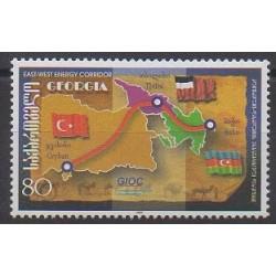 Géorgie - 2003 - No 356 - Sciences et Techniques