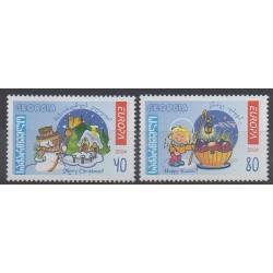 Géorgie - 2004 - No 357/358 - Europa