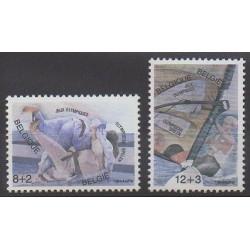 Belgium - 1984 - Nb 2118/2119 - Summer Olympics