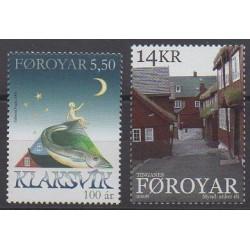 Faroe (Islands) - 2008 - Nb 622/623