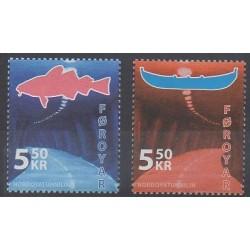 Faroe (Islands) - 2006 - Nb 570/571