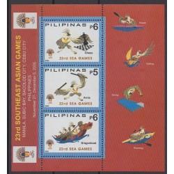 Philippines - 2005 - No BF228 - Échecs
