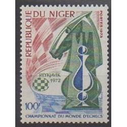 Niger - 1973 - No 269 - Échecs