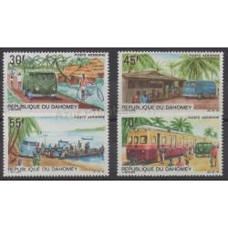 Dahomey - 1968 - No PA85/PA88 - Transports
