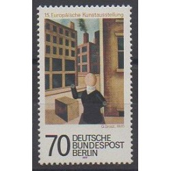 Allemagne occidentale (RFA - Berlin) - 1977 - No 513 - Art