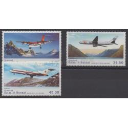 Groenland - 2015 - No 671/673 - Avions