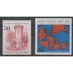 West Germany (FRG - Berlin) - 1980 - Nb 577/578