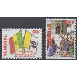 Sénégal - 2012 - No 1839/1840