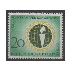West Germany (FRG - Berlin) - 1957 - Nb 157