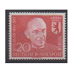 West Germany (FRG - Berlin) - 1958 - Nb 161