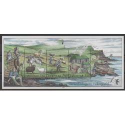 Faroe (Islands) - 2005 - Nb BF19 - Various Historics Themes