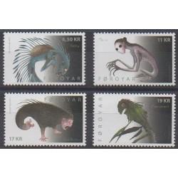 Faroe (Islands) - 2012 - Nb 747/750 - Animals