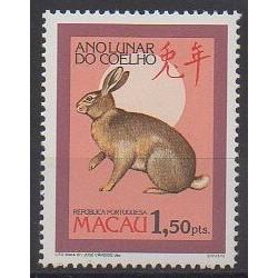 Macao - 1987 - Nb 540 - Horoscope