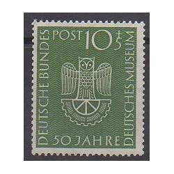 Allemagne occidentale (RFA) - 1953 - No 51 - Sciences et Techniques