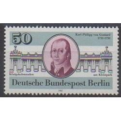 Allemagne occidentale (RFA - Berlin) - 1980 - No 600 - Célébrités