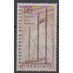 West Germany (FRG - Berlin) - 1956 - Nb 138 - Science