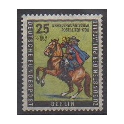 West Germany (FRG - Berlin) - 1956 - Nb 139 - Philately