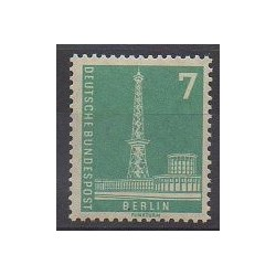 West Germany (FRG - Berlin) - 1956 - Nb 120