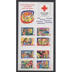 France - Booklets - 2017 - Nb BC1422 - Health