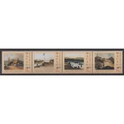 Macao - 1994 - No 711/714 - Peinture