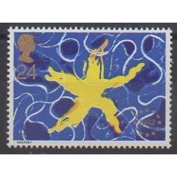 Grande-Bretagne - 1992 - No 1637 - Europe