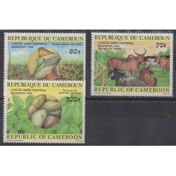 Cameroun - 1984 - No 748/750