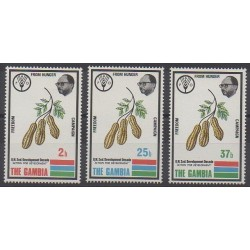 Gambie - 1973 - No 273/275