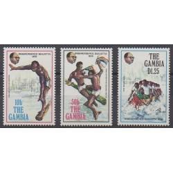 Gambie - 1978 - No 366/368