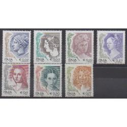Italy - 2002 - Nb 2533/2539 - Art