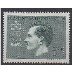 Liechtenstein - 1963 - No 377 - Royauté - Principauté