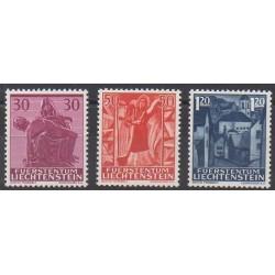 Lienchtentein - 1962 - Nb 370/372 - Easter