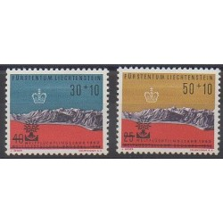 Liechtenstein - 1960 - No 353/354