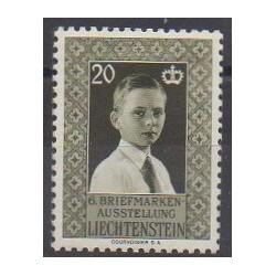Liechtenstein - 1956 - No 308