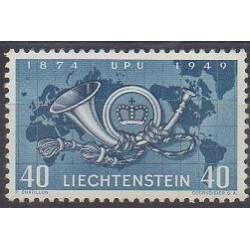 Liechtenstein - 1949 - No 242 - Service postal