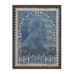 Liechtenstein - 1920 - No 13