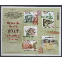 Belgium - 2017 - Nb F4692 - First World War