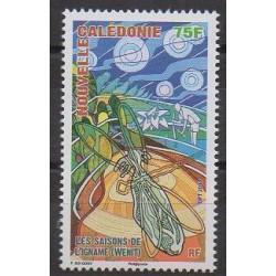 Nouvelle-Calédonie - 2017 - No 1312