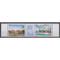 Nouvelle-Calédonie - 2017 - No 1304/1305