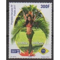 Polynésie - 2017 - No 1173