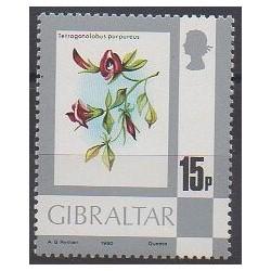 Gibraltar - 1980 - No 415 - Fleurs
