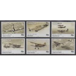 Gibraltar - 2010 - No 1363/1368 - Aviation - Seconde Guerre Mondiale