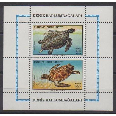 Turquie - 1989 - No BF30 - Reptiles