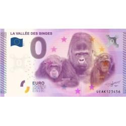 La vallée des singes - 2015
