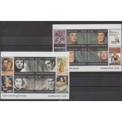 Gibraltar - 1995 - No BF22/BF23 - Cinéma