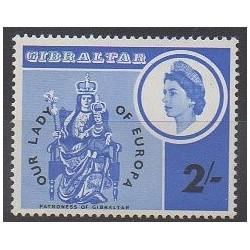 Gibraltar - 1966 - No 180 - Europe