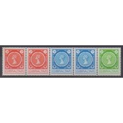 Gibraltar - 1971 - No 271/273 (bande)