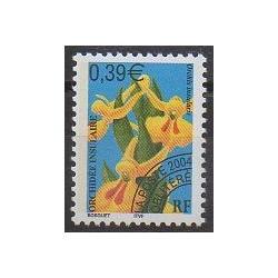 France - Precancels - 2004 - Nb P248 - Orchids