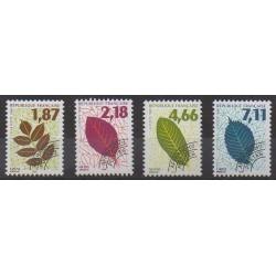 France - Precancels - 1996 - Nb P236/P239 - Trees