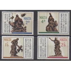 Malta - 1967 - Nb 358/361 - Art