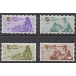 Malta - 1975 - Nb 503/506